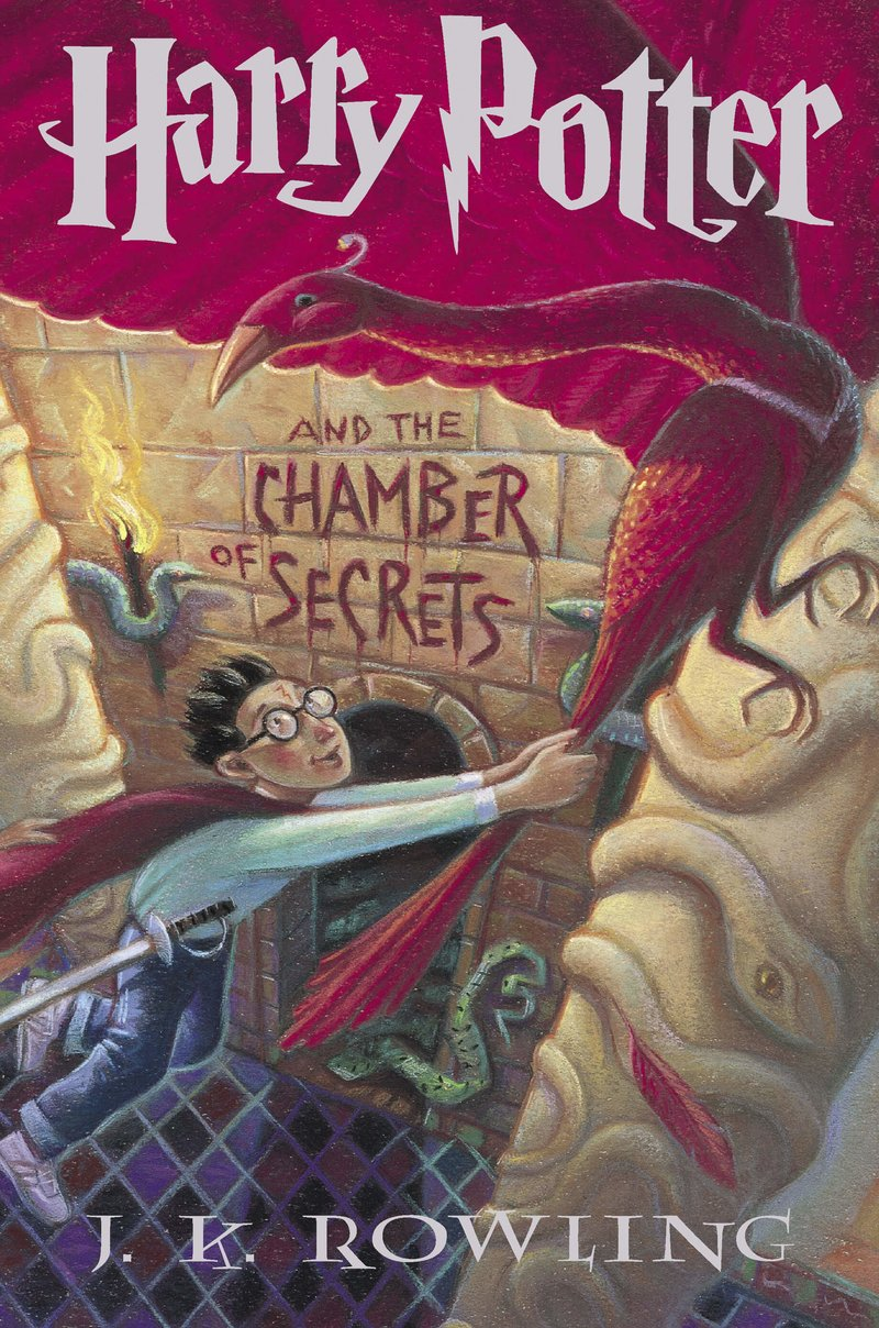 Harry Potter books 2