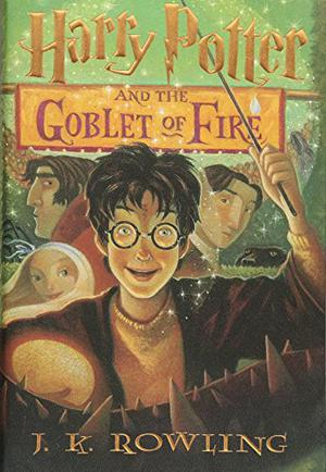 Harry Potter books 4