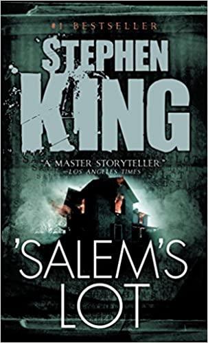Stephen King books 8