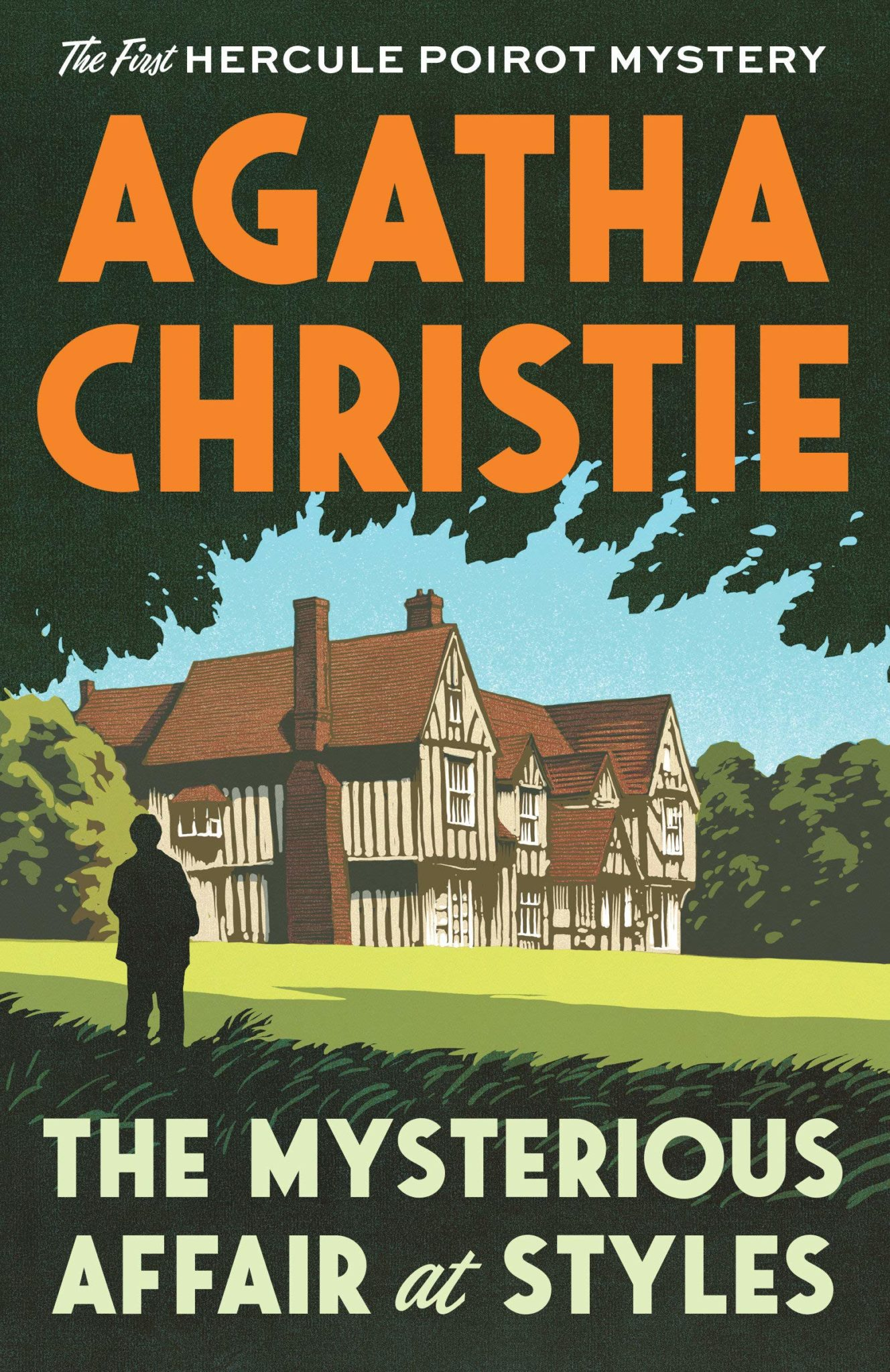 Agatha Christie books 1