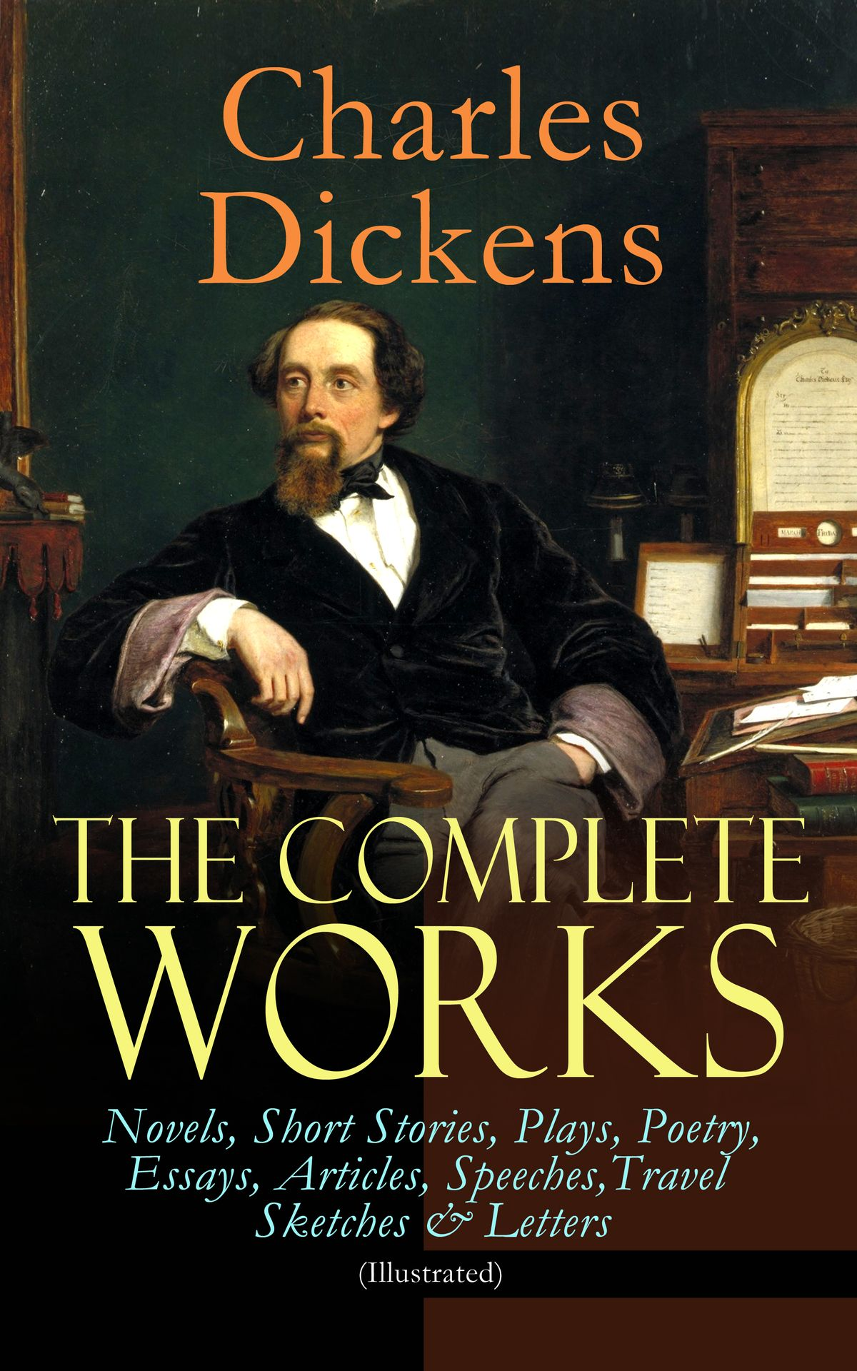 Charles Dickens books 24