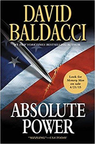 David Baldacci books 1