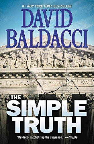 David Baldacci books 4