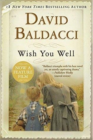 David Baldacci books 7