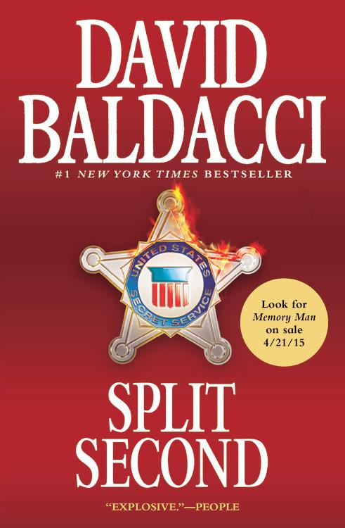 David Baldacci books 10