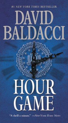 David Baldacci books 11