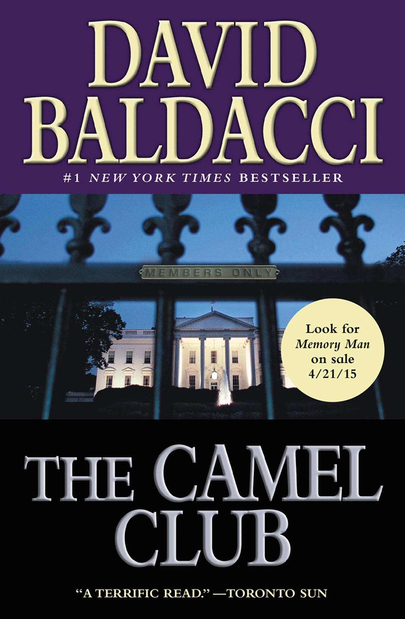 David Baldacci books 13