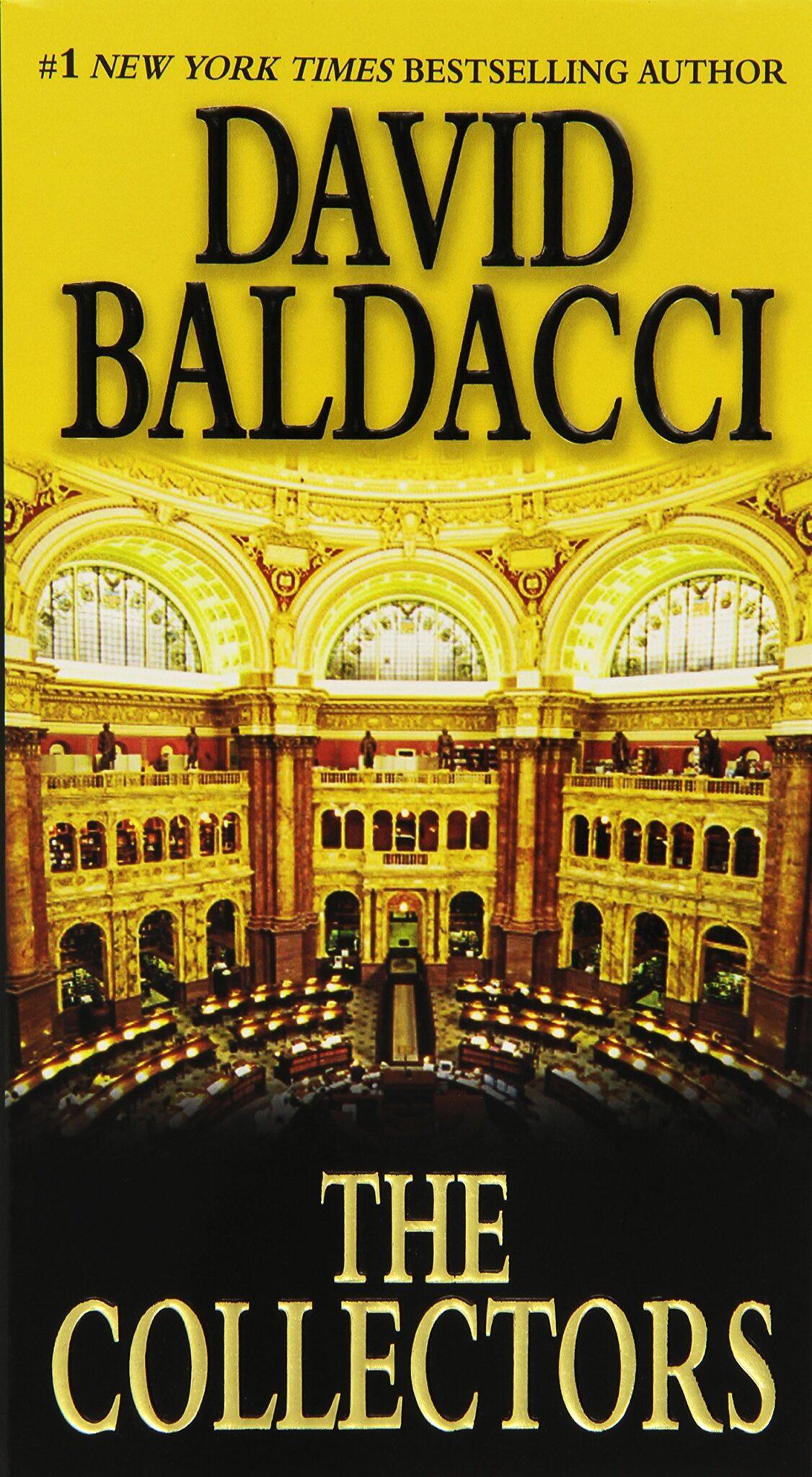 David Baldacci books 15