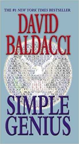 David Baldacci books 16