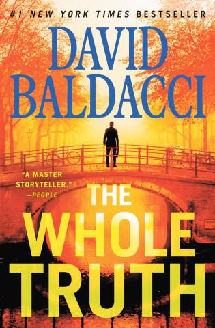 David Baldacci books 18