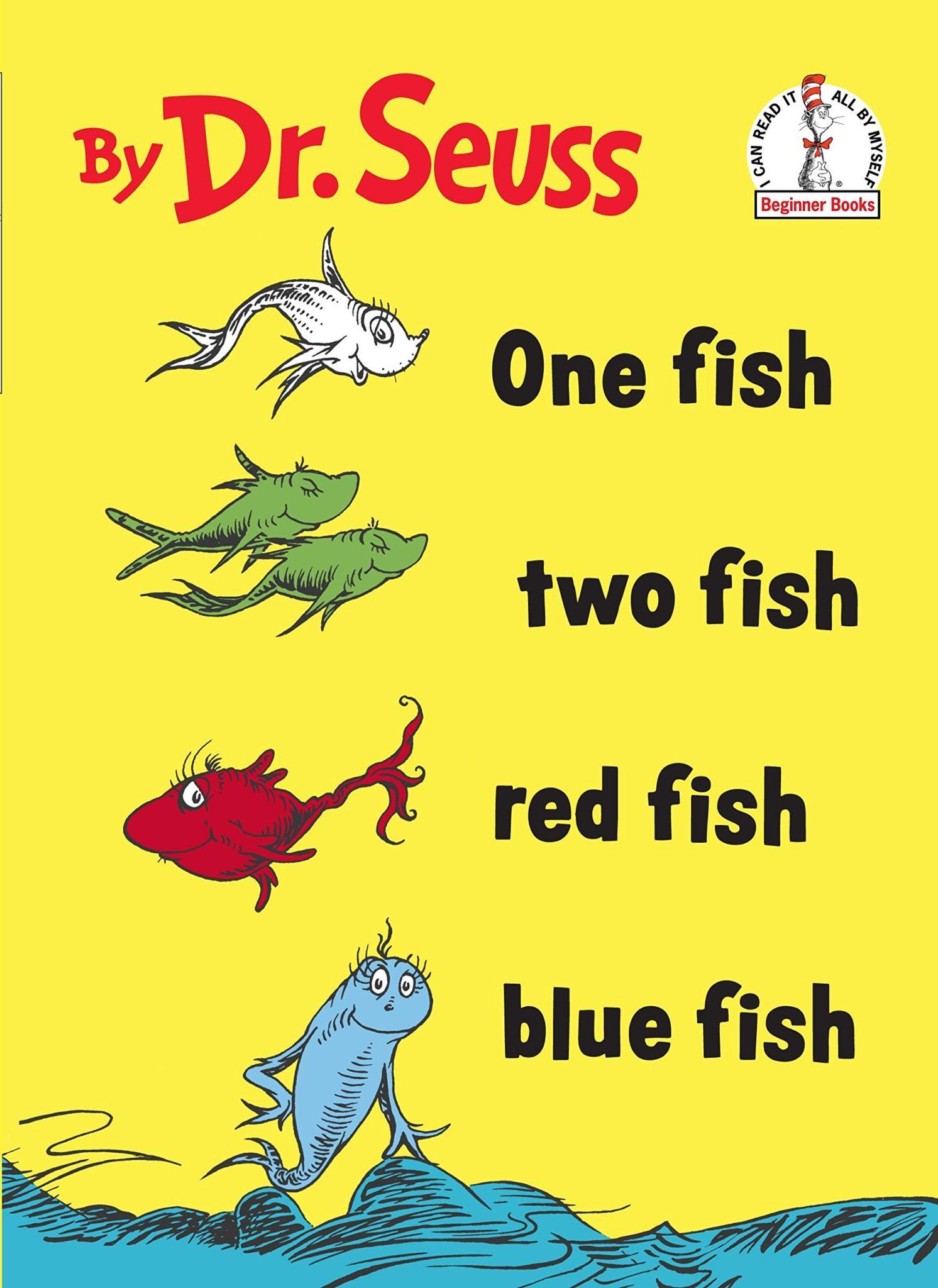 Dr Seuss books 21