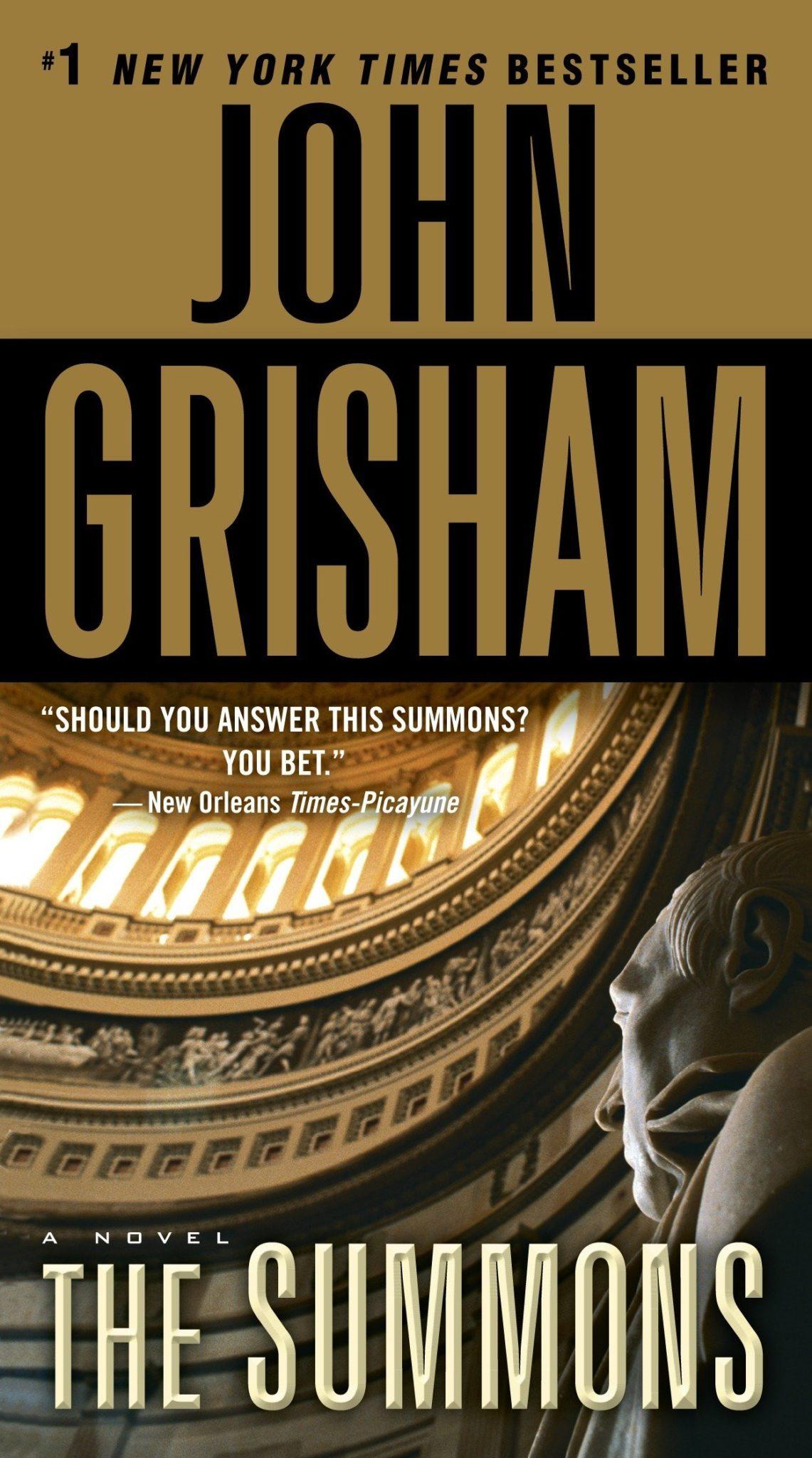 John Grisham books 16