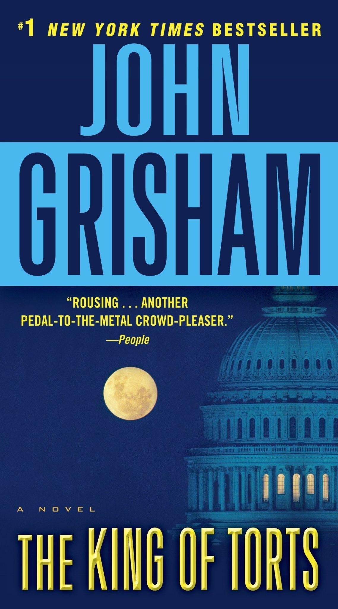John Grisham books 17