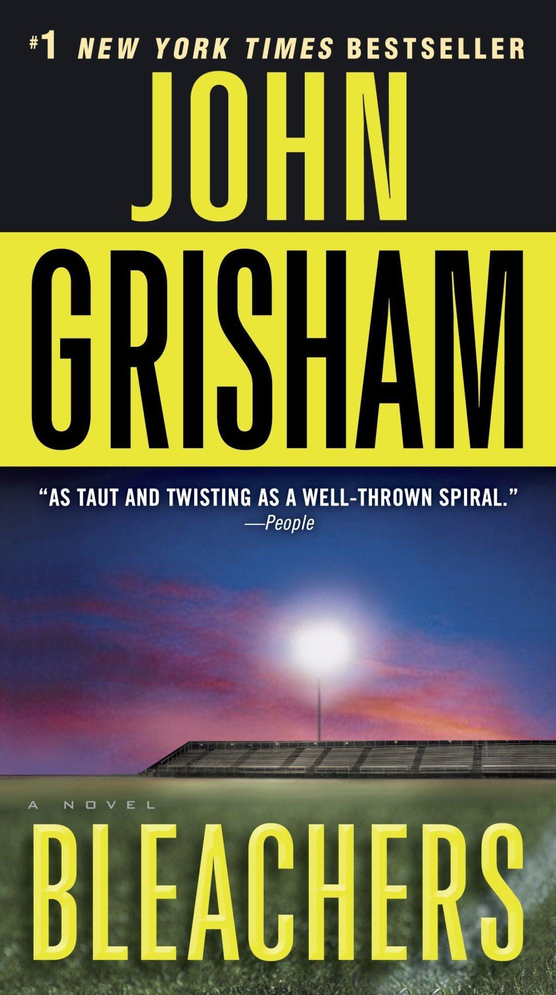 John Grisham books 18