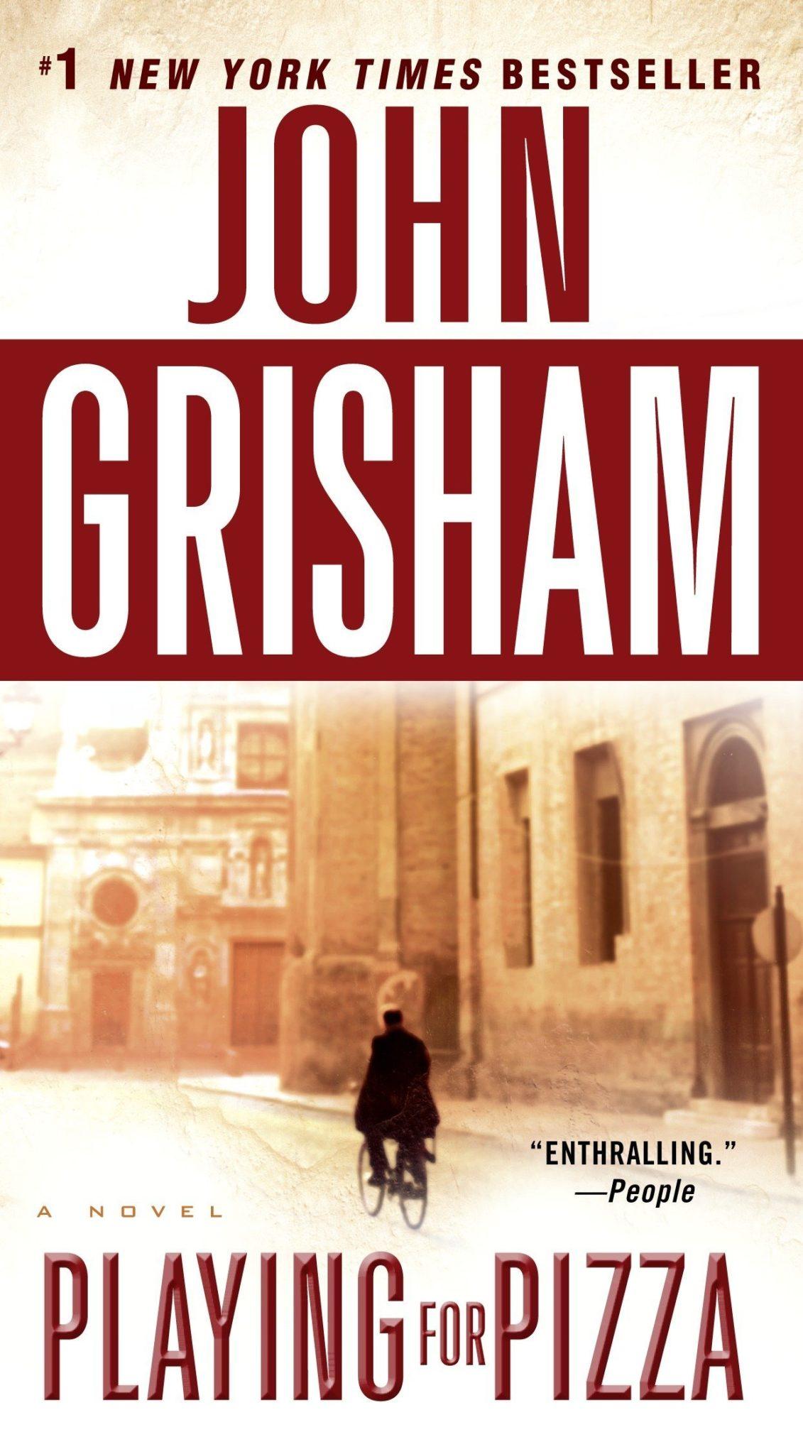 John Grisham books 21