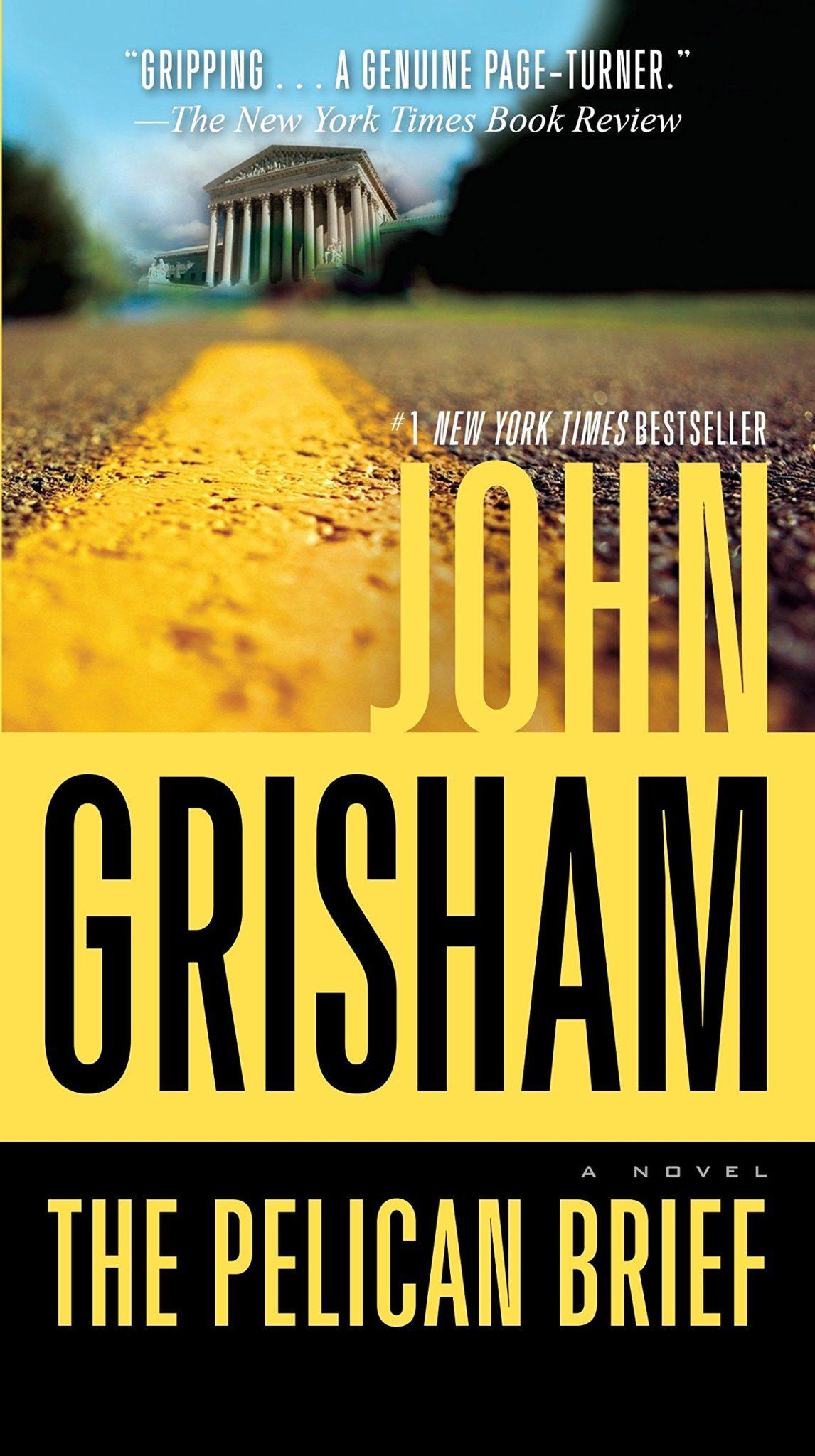 John Grisham books 4
