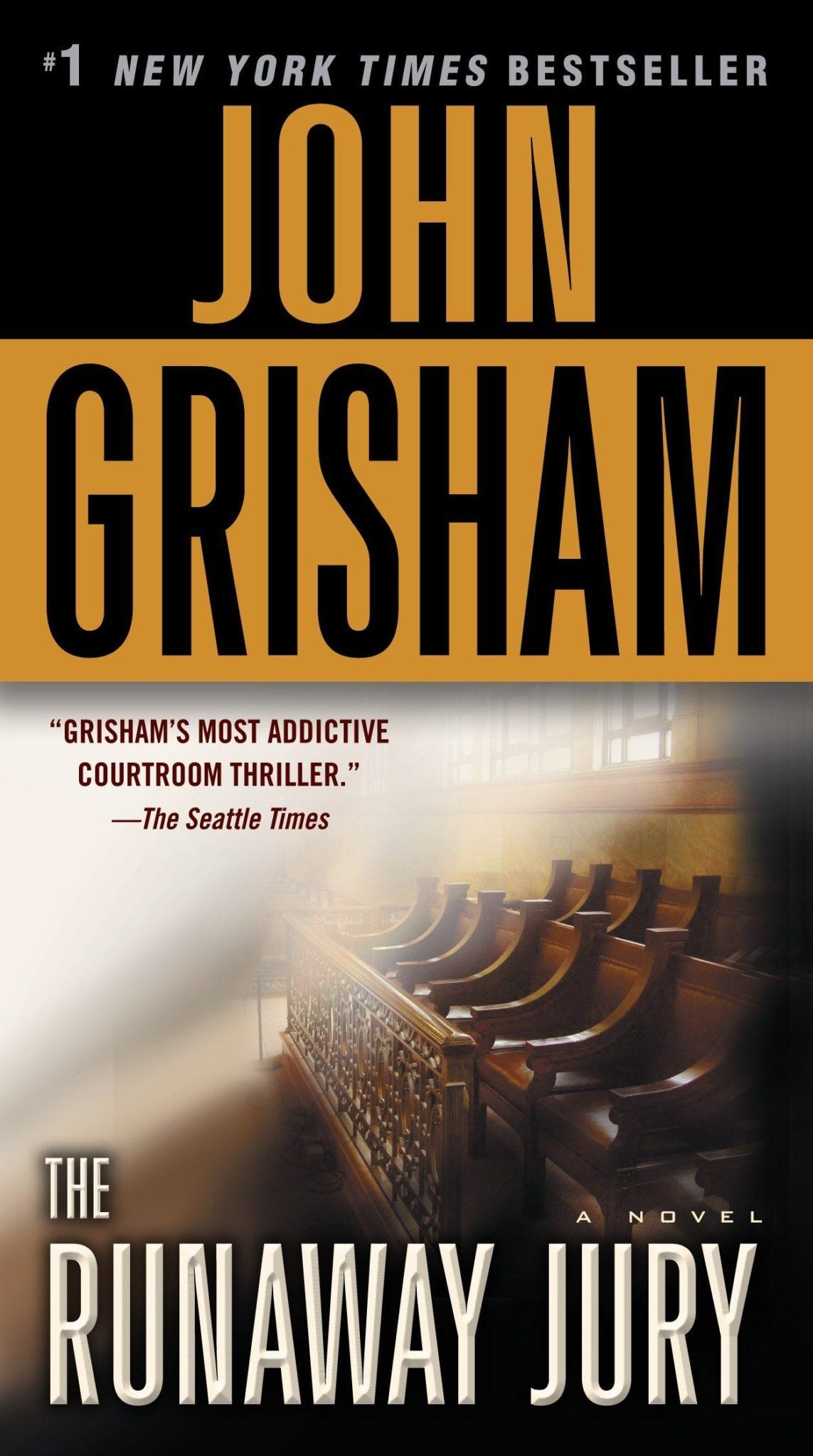 John Grisham books 9