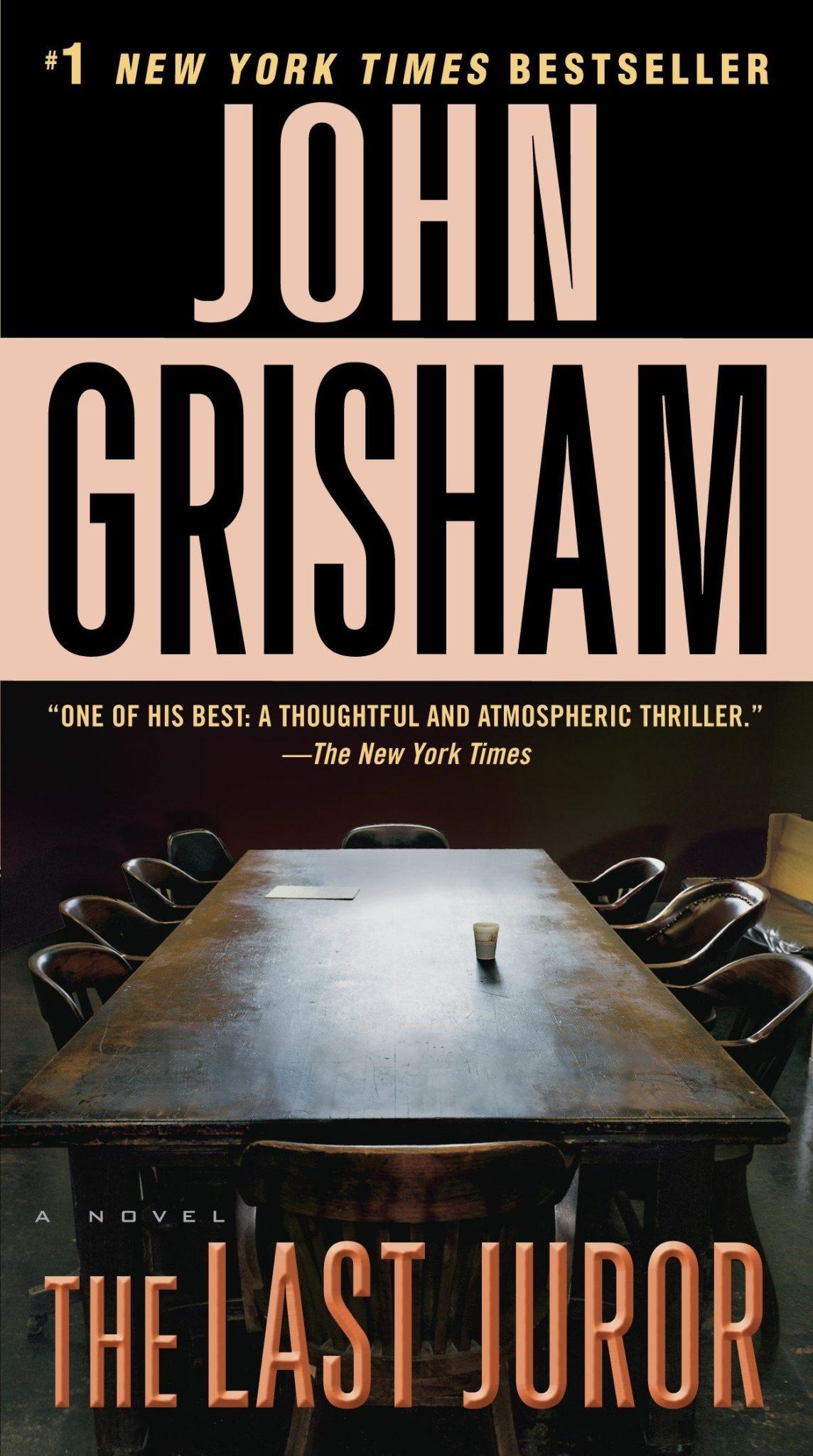 John Grisham books 1