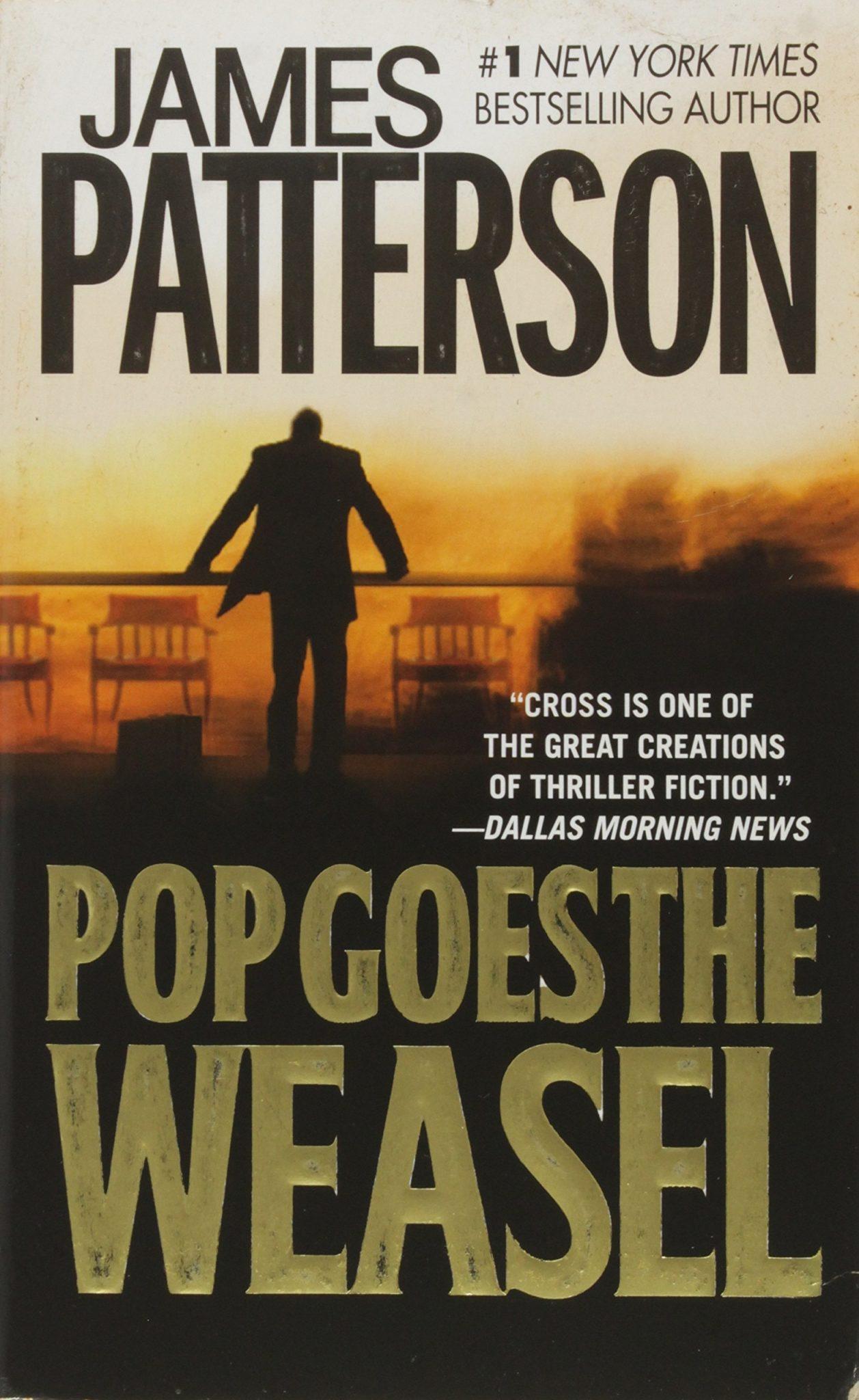 James Patterson books 11
