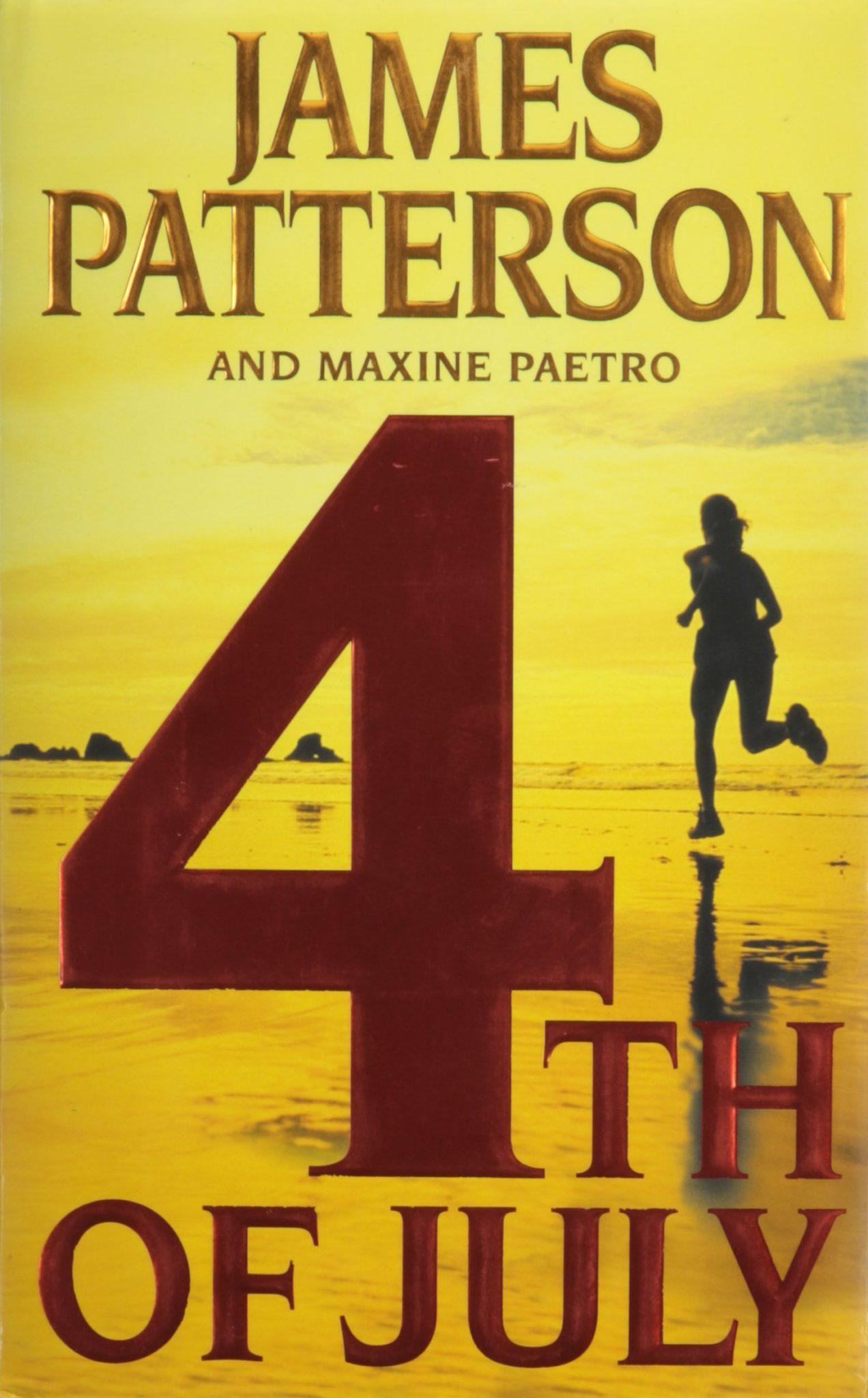 James Patterson books 25