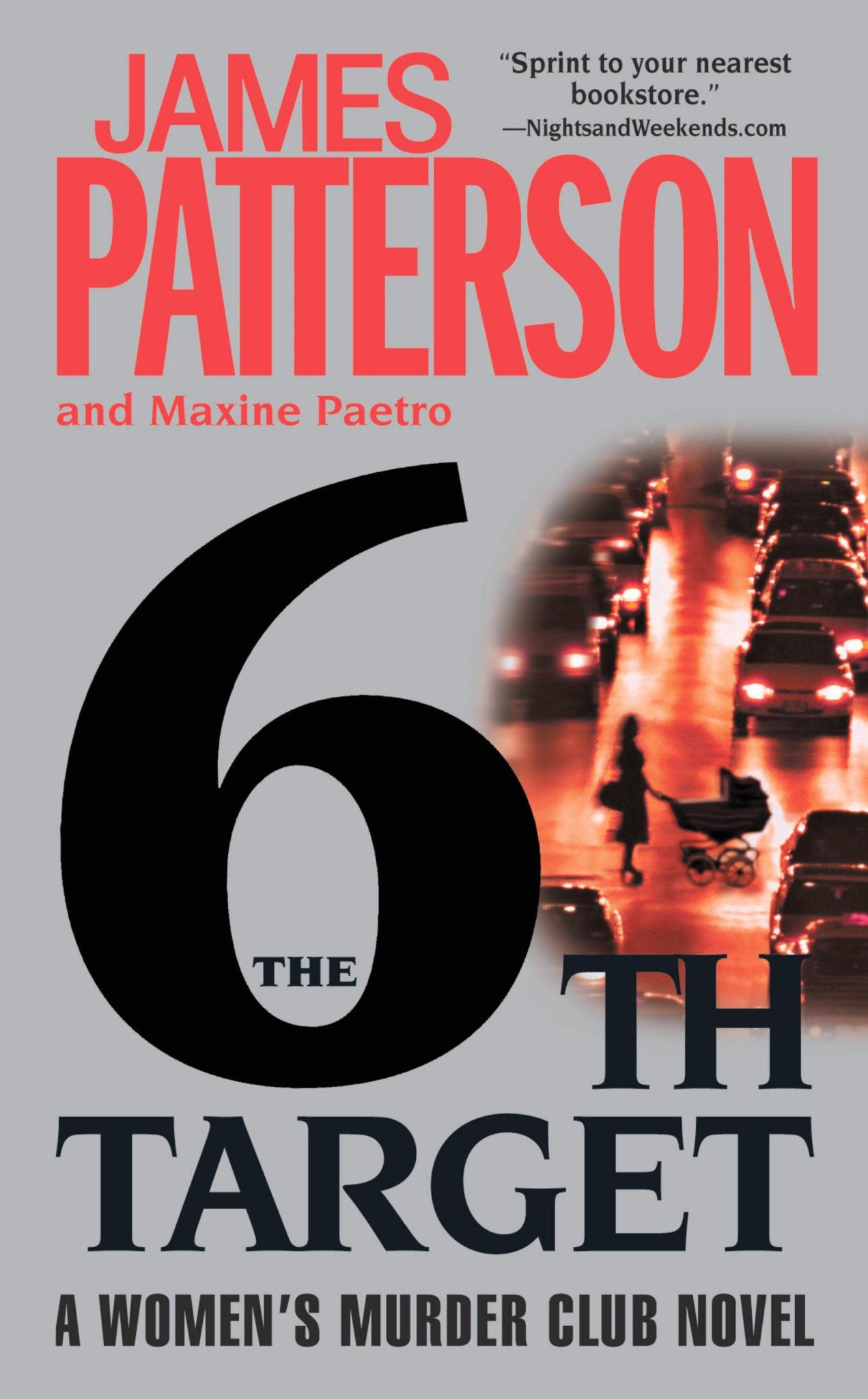 James Patterson books 35