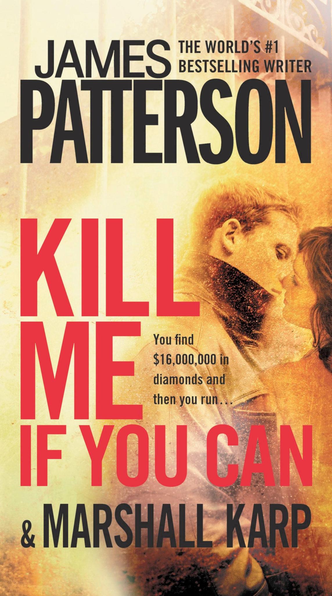 James Patterson books 56
