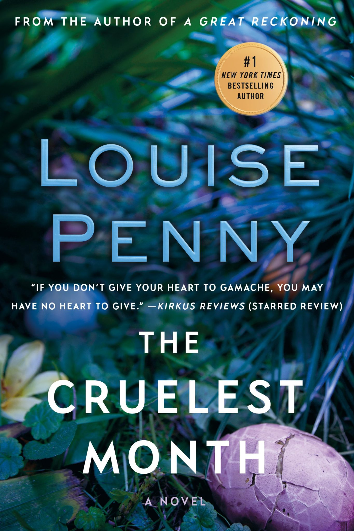 Louise Penny books in order 4