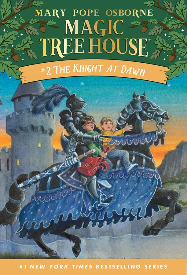 Magic Tree House books 2