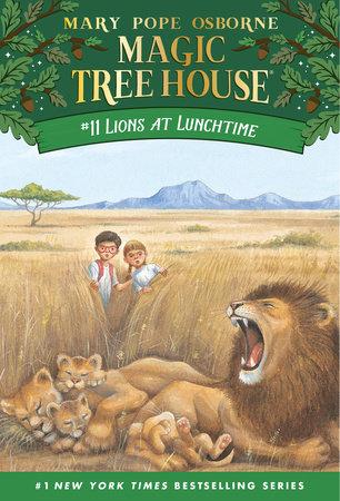 Magic Tree House books 11