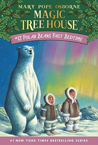 Magic Tree House books 12