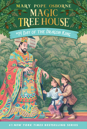 Magic Tree House books 14