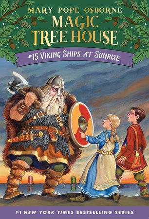 Magic Tree House books 15