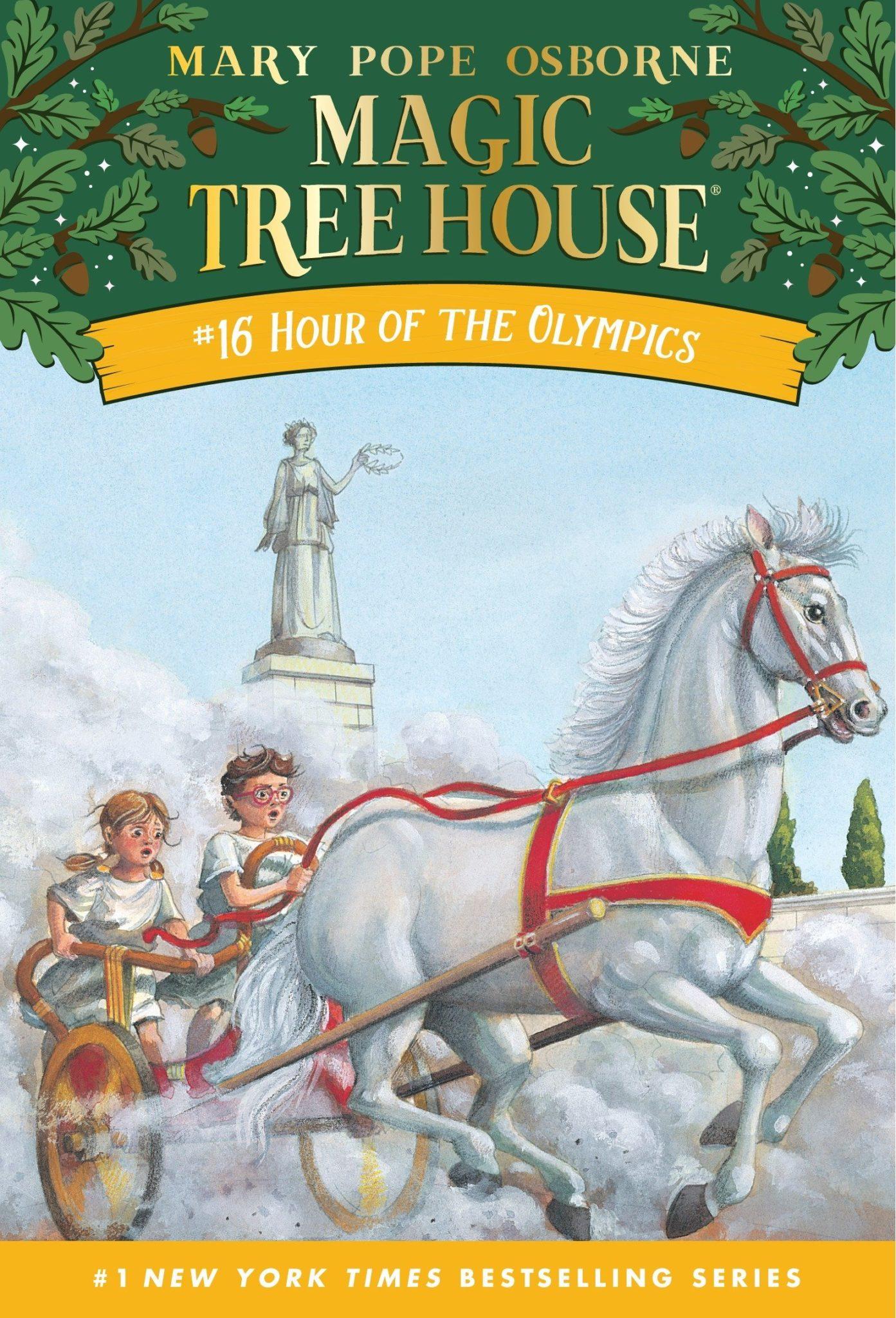Magic Tree House books 16