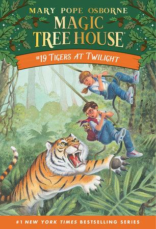 Magic Tree House books 19