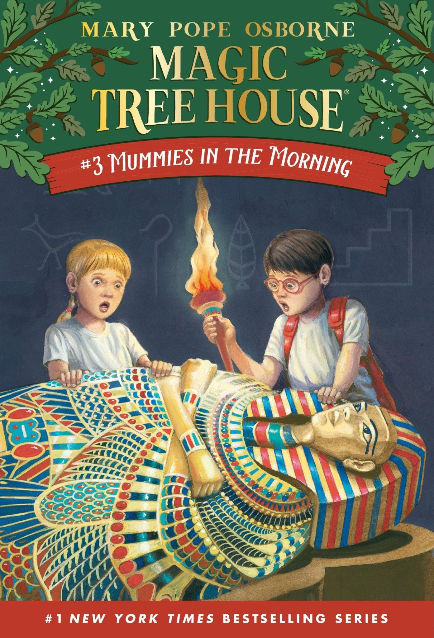 Magic Tree House books 3