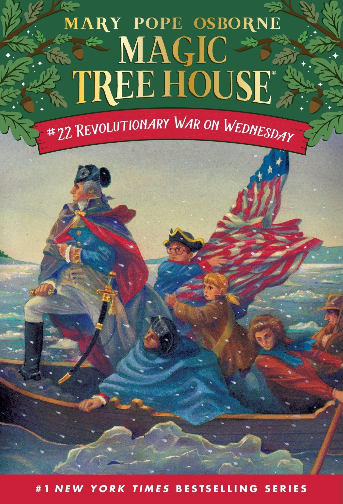 Magic Tree House books 22