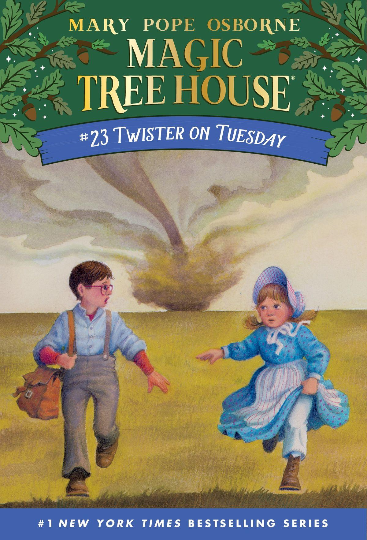 Magic Tree House books 23