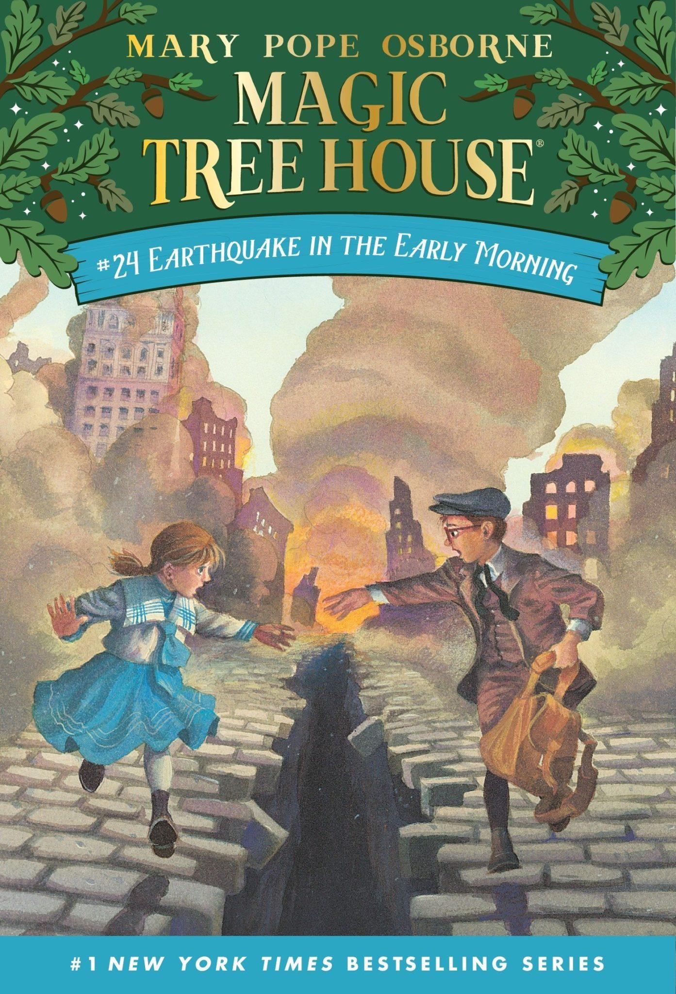 Magic Tree House books 24