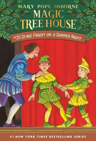 Magic Tree House books 25