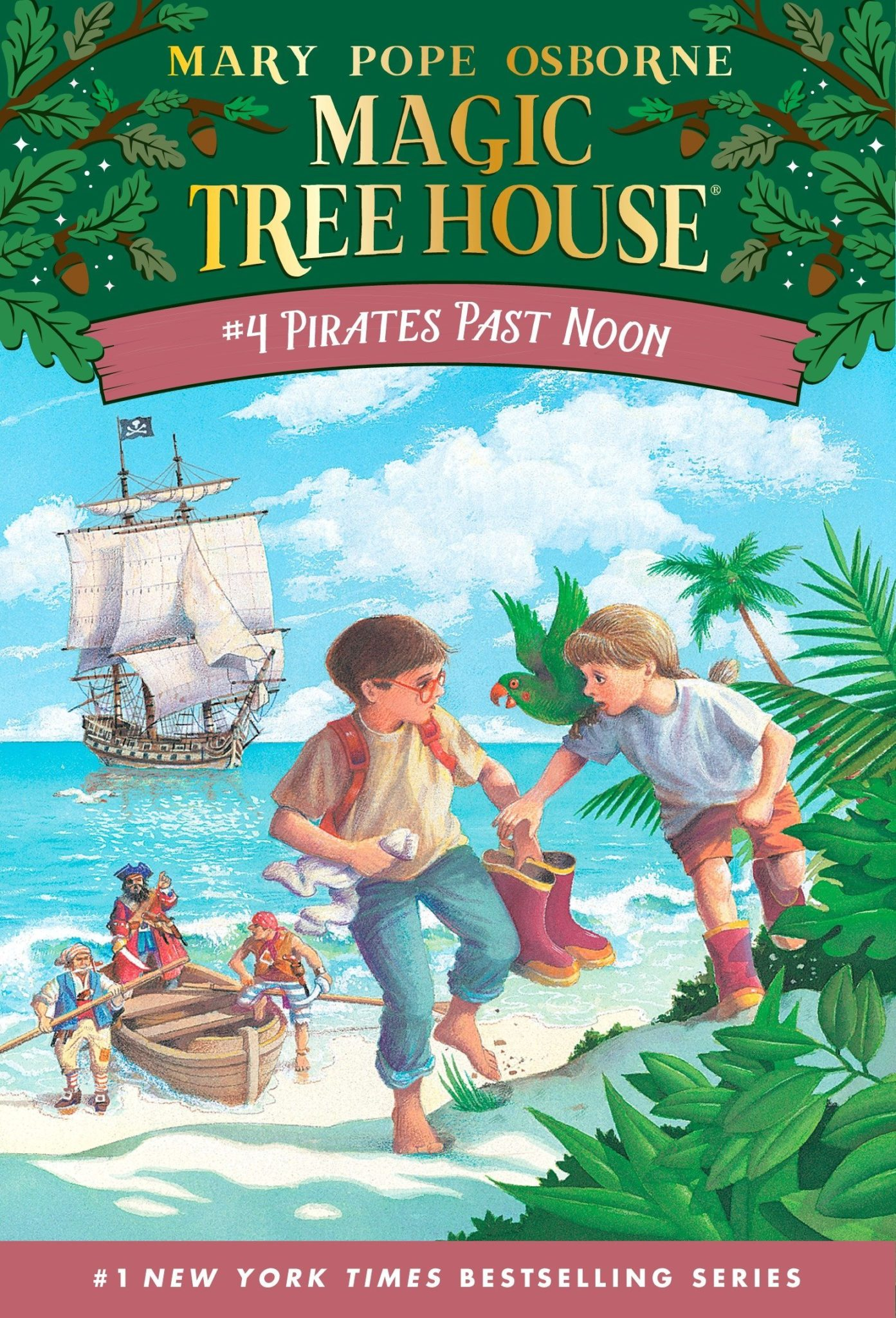 Magic Tree House books 4