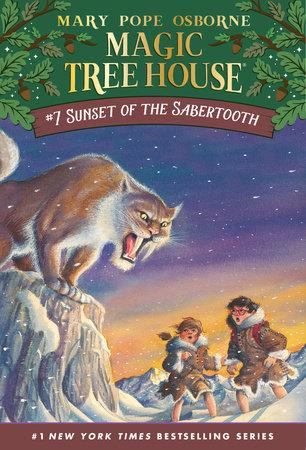 Magic Tree House books 7