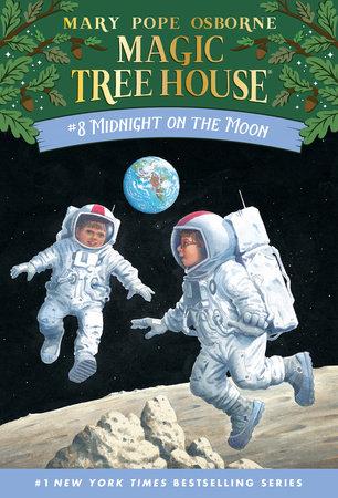 Magic Tree House books 8