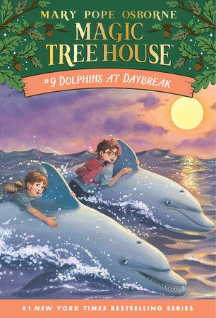 Magic Tree House books 9