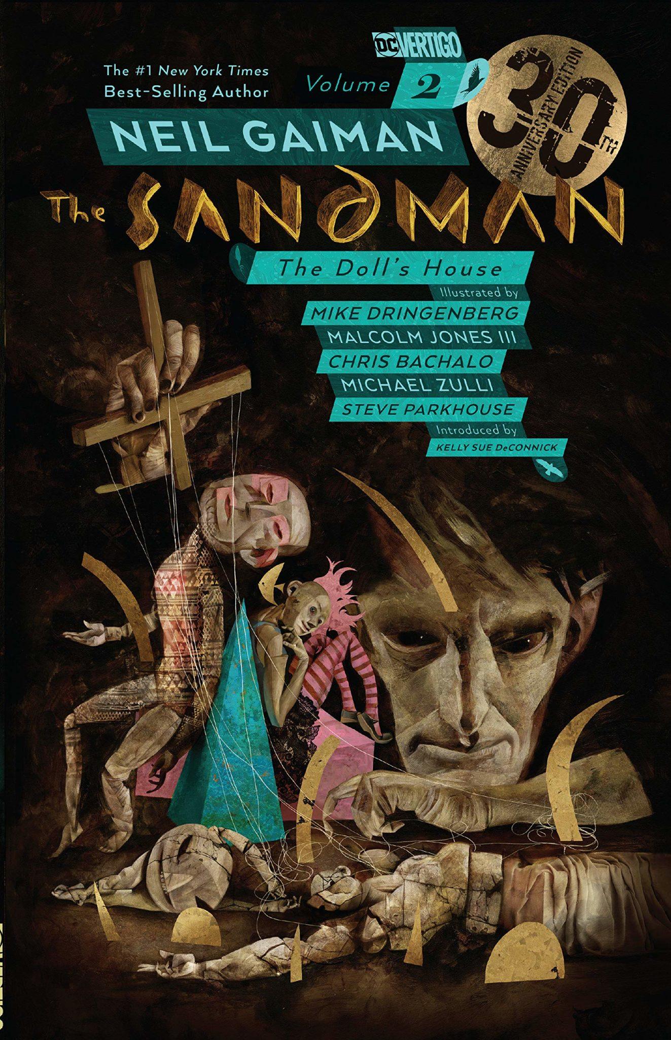 Neil Gaiman books 4
