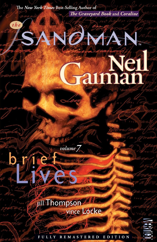 Neil Gaiman books 15