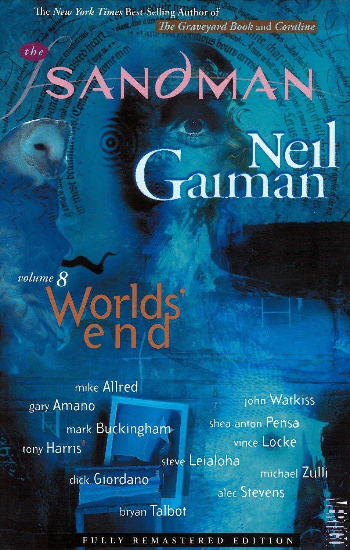 Neil Gaiman books 16