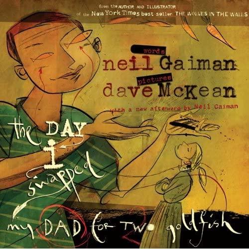 Neil Gaiman books 23
