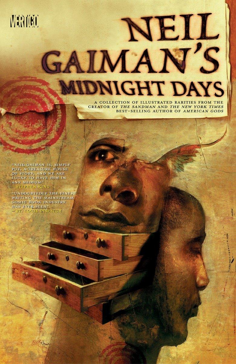 Neil Gaiman books 28