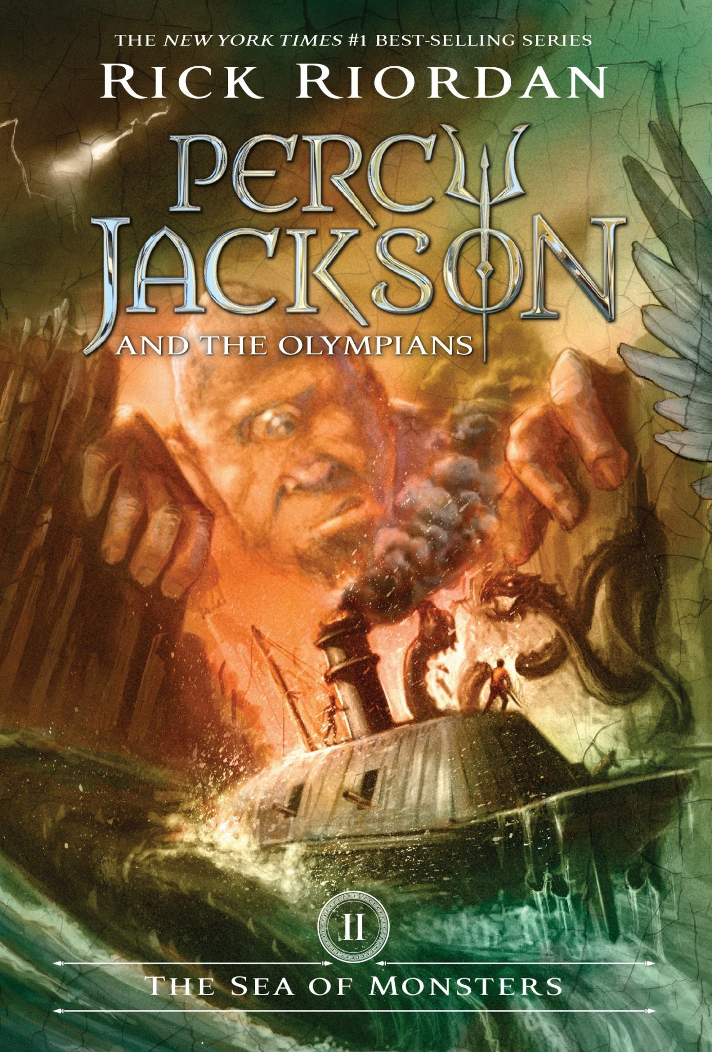 Percy Jackson books 2