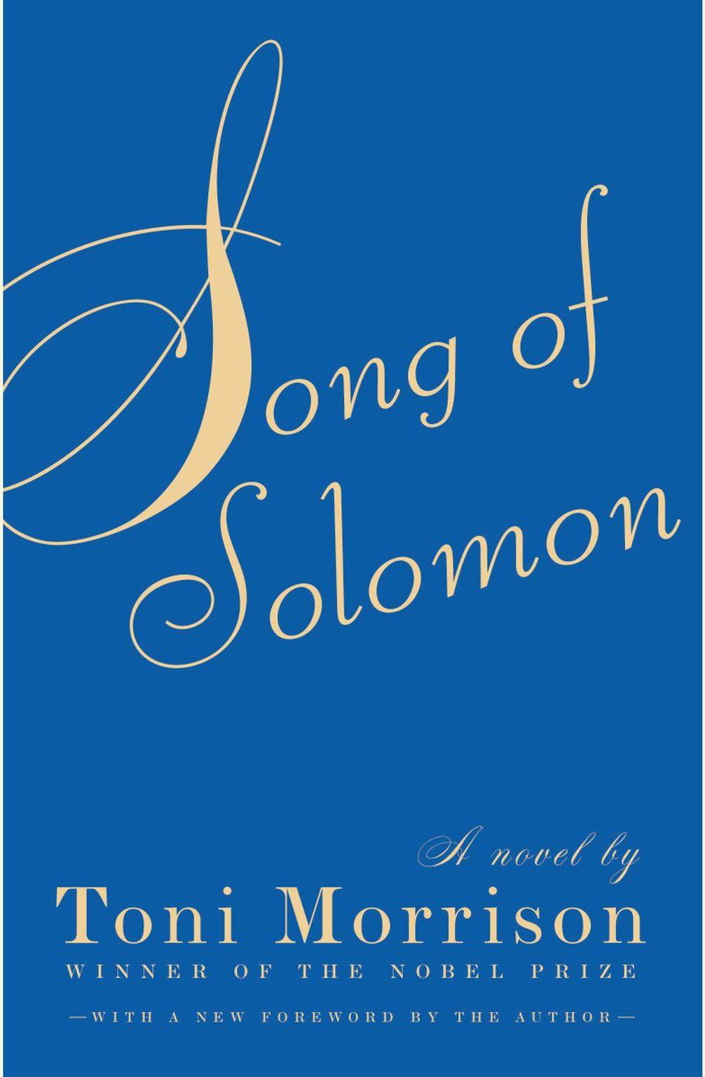 Toni Morrison books 3